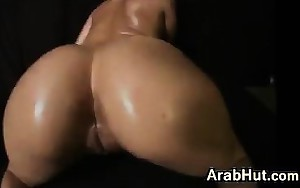 Arab Sweetheart Shaking Her Fantastic Wazoo