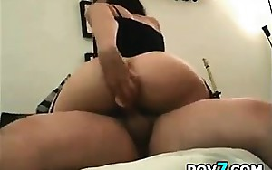 Sexually excited MILF Has Sex With A Stranger POV
