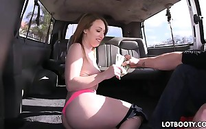 Round a-hole Montana Joleigh bonks for cash