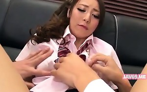 Cute Japanese Honey Fuck