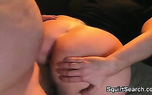 Horny Ex-wife Loves Doing Anal And Squirting