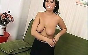 Plump Dilettante Angel Getting A Fucking
