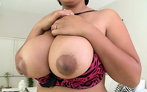 Breasty sweetheart acquires banging for her pussy