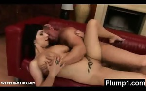 Arrogant Alluring Plump BBW Hardcore Makeout